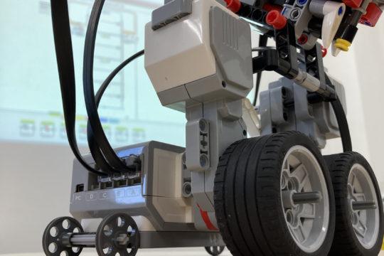 【ロボ団】荷物仕分けロボット