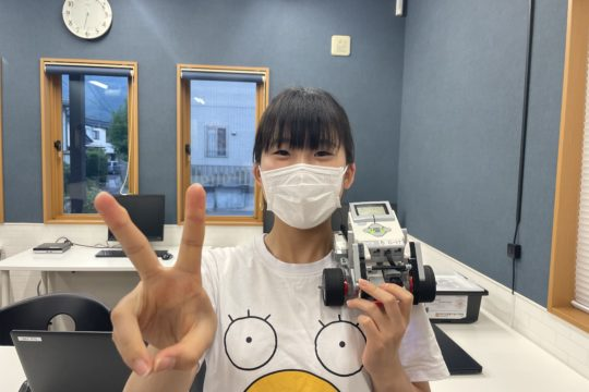WRO長野大会の練習会!!